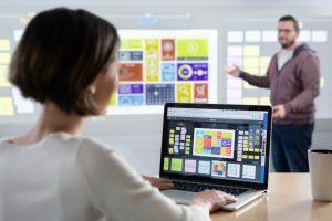 Nureva Span visual collaboration system